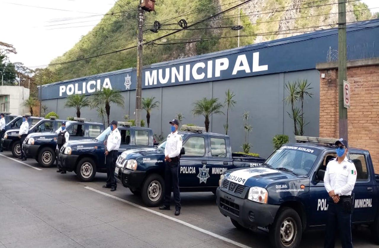 Tras desarme, reasume Policía Municipal vigilancia en Orizaba