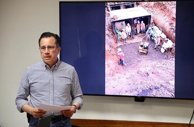 Tras inundaciones construirán colectores pluviales en Xalapa