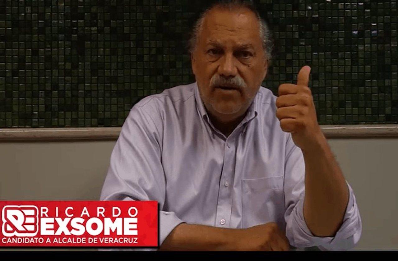 Tras resultado en contra, Exsome impugnará elección en Veracruz