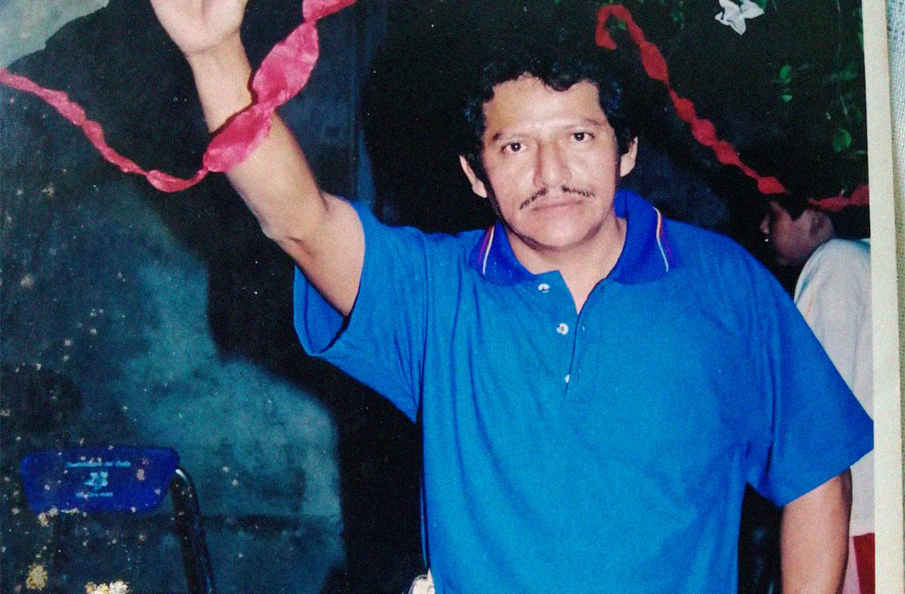 Tras ser asaltado en Coatza, a José le diagnosticaron muerte cerebral
