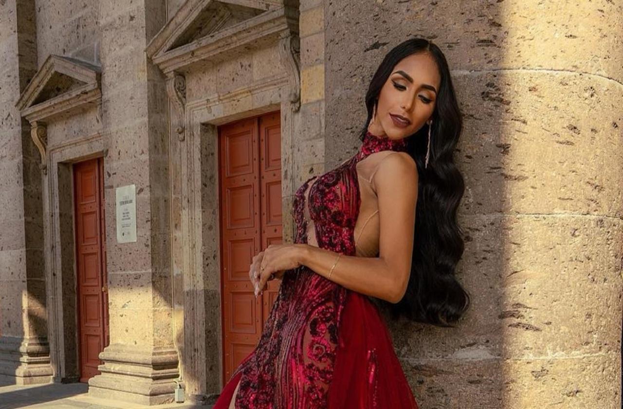 Tras ser discriminada, veracruzana ganó Miss Trans 2021