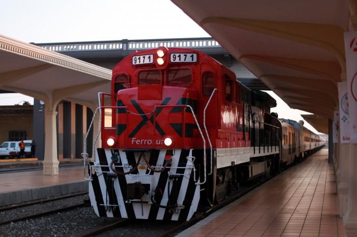 Hay interés en reactivar tren Veracruz-México: Sectur