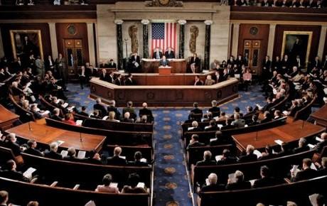 Rebelión de legisladores republicanos contra muro de Trump