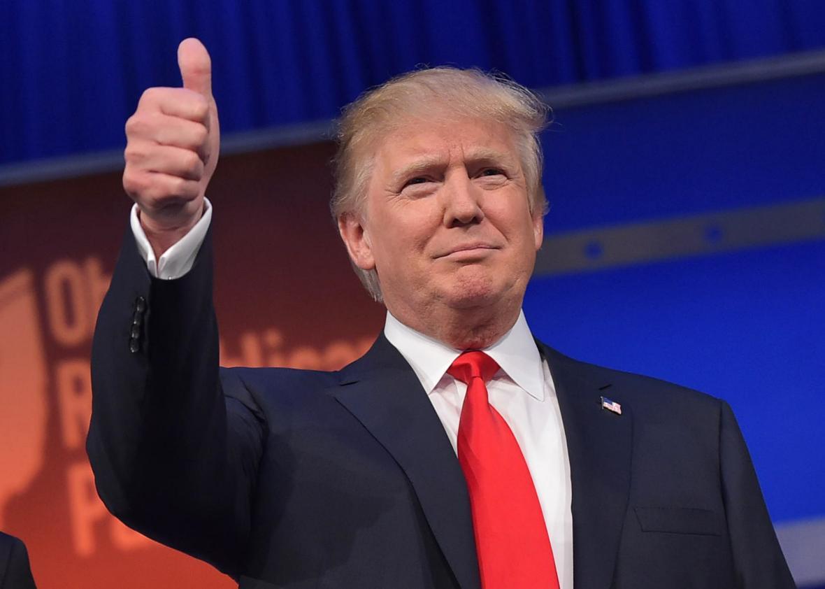 Donald Trump tiene listos sus cambios al TLC