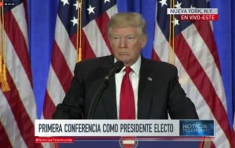 Donald Trump se mantiene firme: México pagará el muro