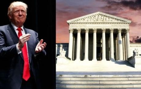 Administración Trump exige a corte reinstalación de veto migratorio