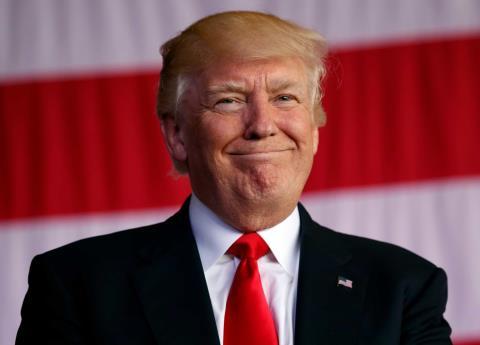 El concurso de Trump para