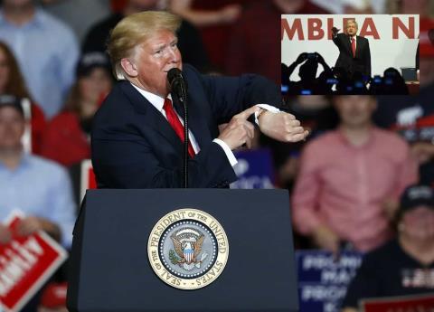 Trump sí vendría a toma de posesión de AMLO