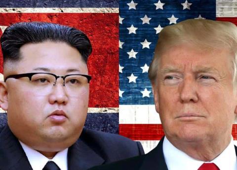 """Trump presume buena relación con Corea del Norte; """"estamos enamorados"""", dice"""
