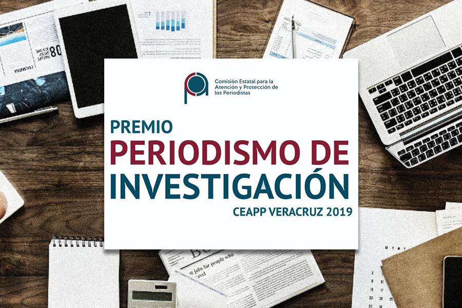 Doble galardón para E-Consulta Veracruz, en concurso Periodismo de Investigación CEAPP 2019