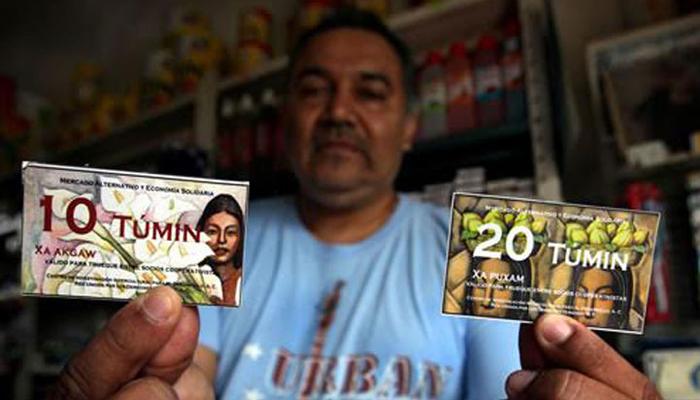 Túmin, moneda y vuelta al trueque que incomoda a Banxico