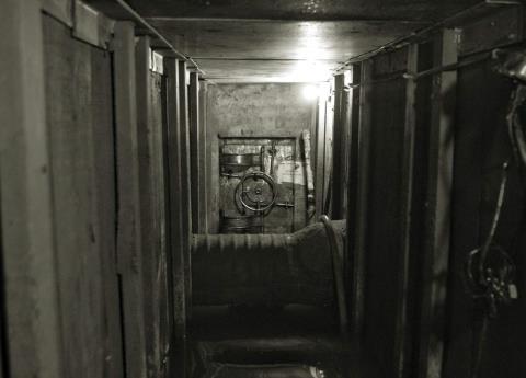 Huachicoleros usan túneles para distribuir gasolina en la CDMX