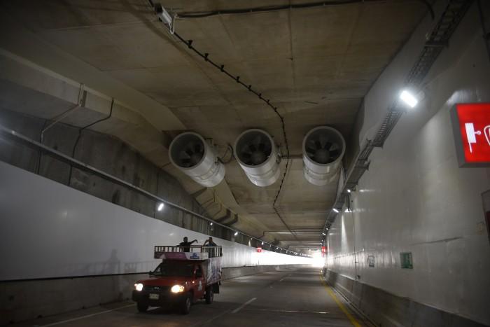 Diputados piden auditoría técnica al Túnel Sumergido