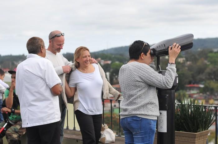 Cae 30% llegada de turismo a Xalapa y la región: Gómez