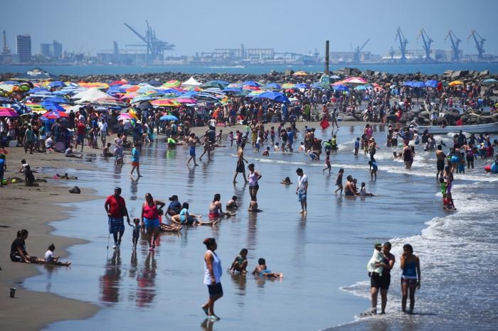 Llegaron más turistas durante Semana Santa... pero gastaron menos