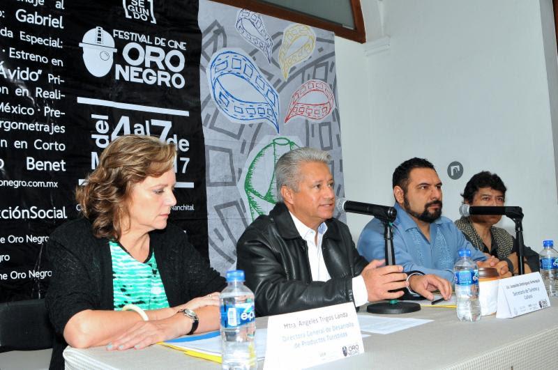 Del 4 al 7 de mayo, se realizará el Segundo Festival de Cine Oro Negro en el Sur de Veracruz