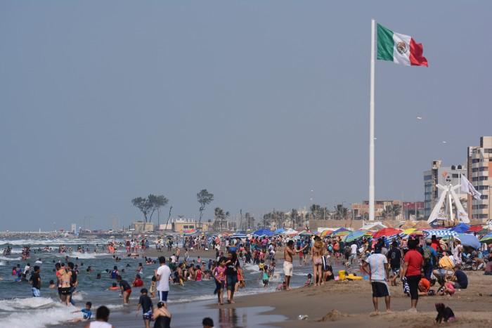 Sector turístico de Veracruz buscará nuevos nichos de mercado tras sismo