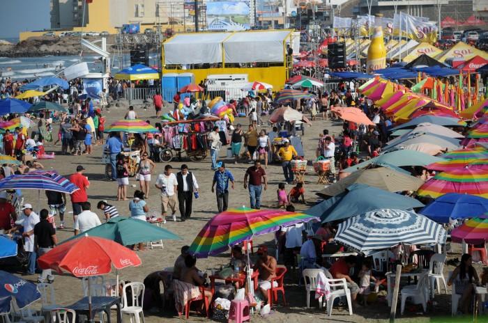 Aseguran que violencia no ha impactado en actividad turística