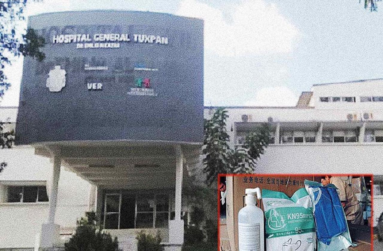 Médicos de Tuxpan denuncian falta de insumos ante CEDH