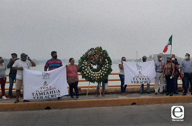 AMLO pedirá a FGR informe de derrame en Tuxpan durante 2010