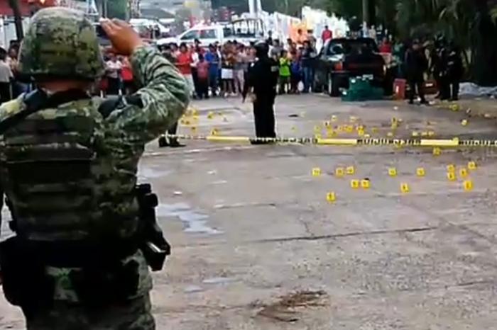 Tenemos indicios sobre ataque armado en Tuzamapan: Cuitláhuac