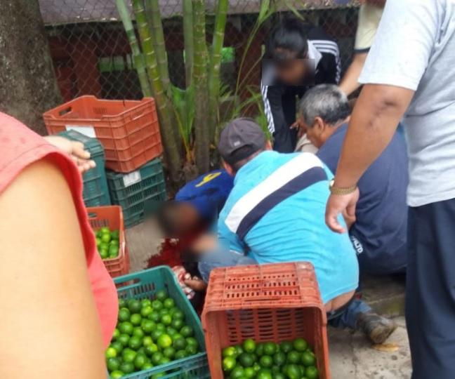 Matanza en Tuzamapan; sicarios asesinan a 5 y dejan 3 heridos