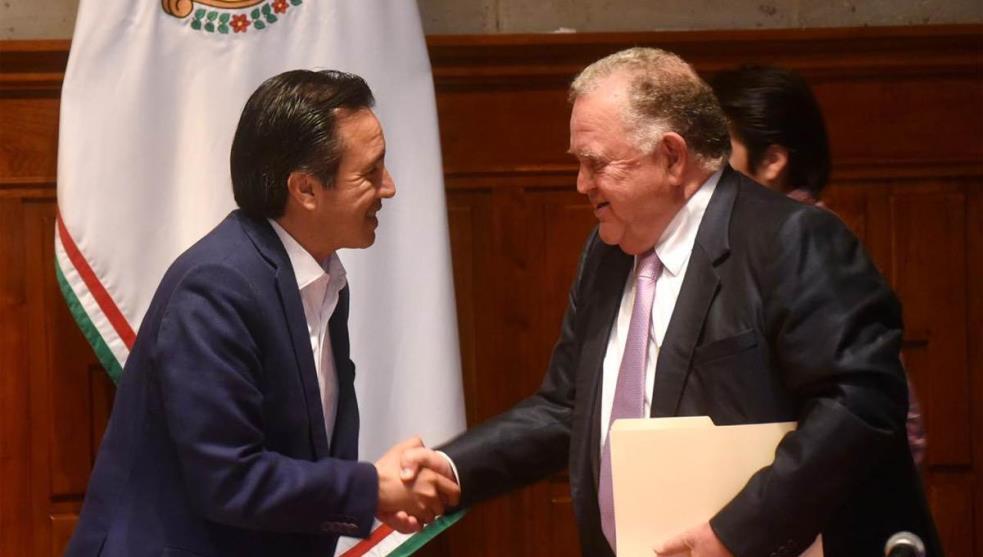 Cuitláhuac entregará terna para 13 nuevos magistrados esta semana