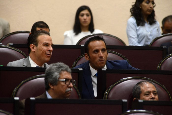 Diputado del PAN culpa a Duarte de tener que contratar más deuda