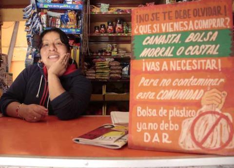 En estas comunidades de Oaxaca desterraron el plástico y unicel