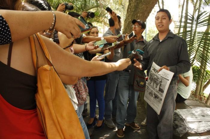 """""""La Unión"""" dedica número a periodistas asesinados en Veracruz"""