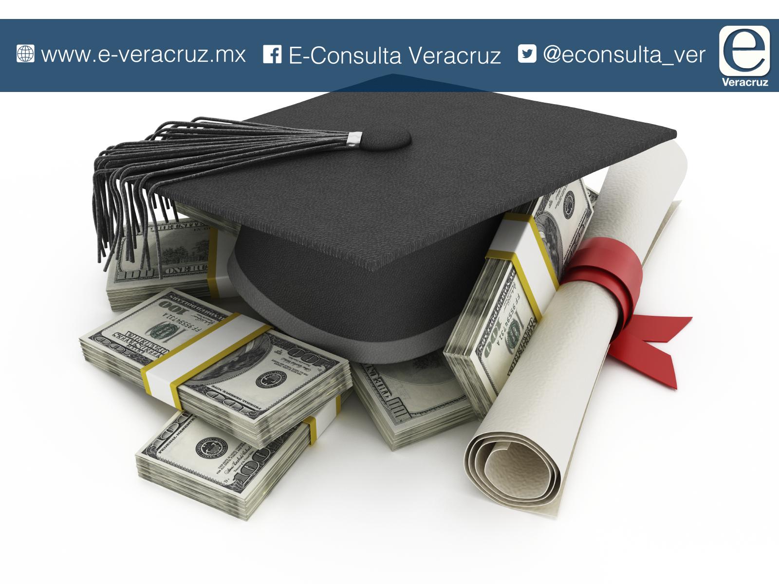 De seis a 100 mil pesos cuesta el semestre en las universidades privadas