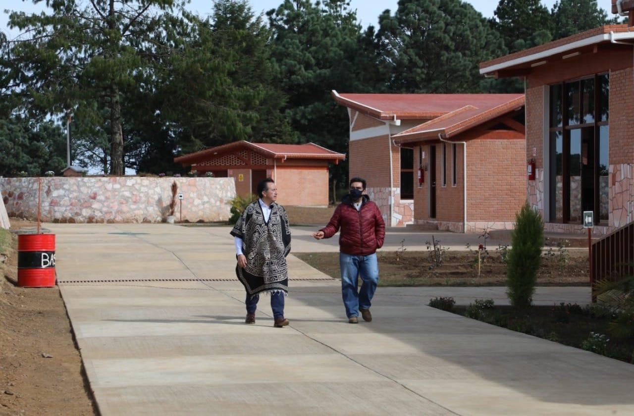 Universidad del Bienestar presenta avance del 90%, en Huayacocotla