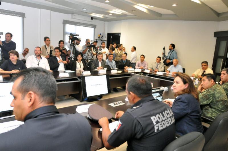 Activan Comité Estatal de Emergencias por Frente Frío No. 13 que ingresará a Veracruz