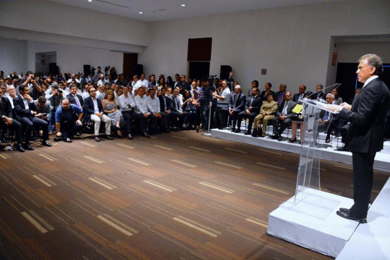 """""""Veracruz se declara en emergencia financiera, pero los veracruzanos unidos superaremos esta situación"""""""