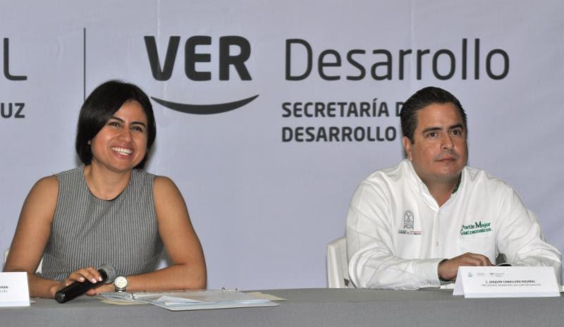 Combatirá Gobernador Yunes la pobreza en municipios de todo el Estado: Sedesol