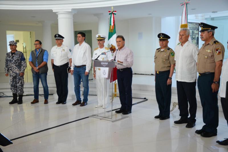 Resultados positivos por operativos de seguridad realizados en la Zona Petrolera y Citrícola