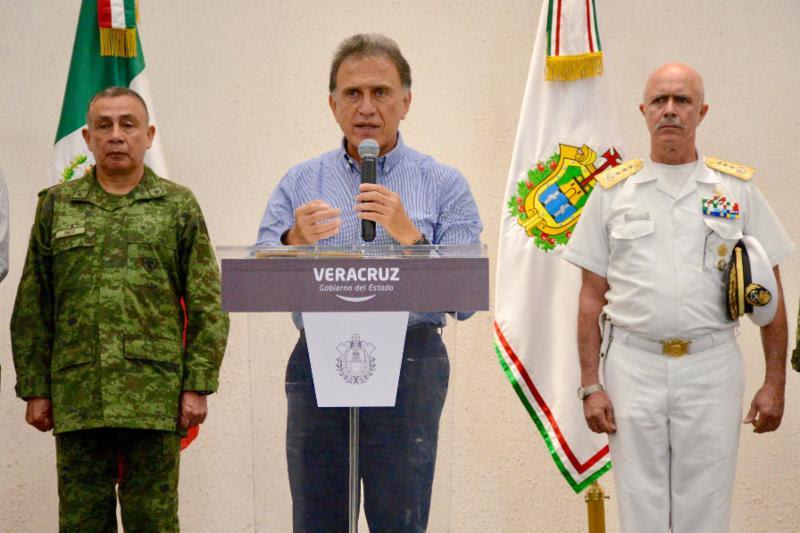 Asegura a 37 delincuentes en una casa de seguridad en Poza Rica