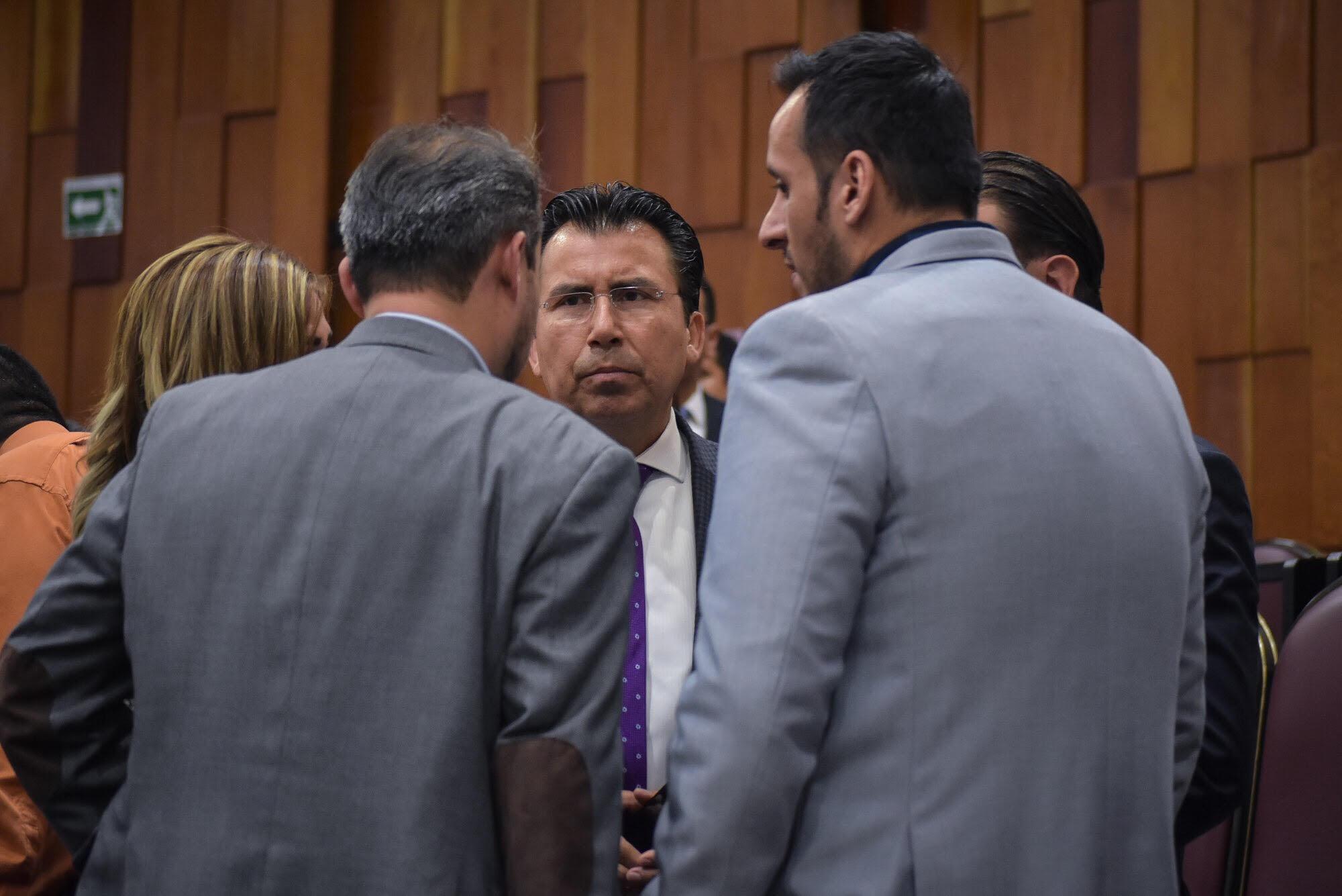 Bancada panista pide reemplazar al presidente del Congreso de Veracruz
