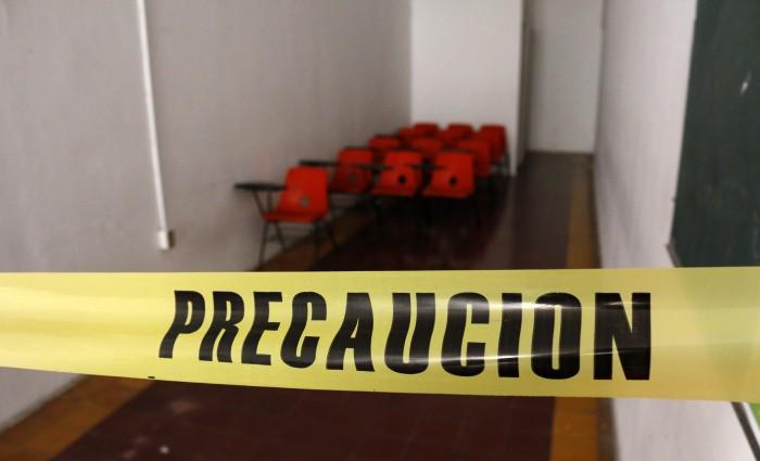 Reportan daños estructurales en la UPN, piden rehabilitación