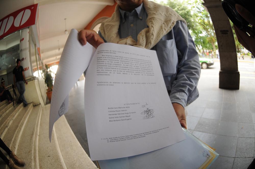 UPV violenta derechos laborales de su personal