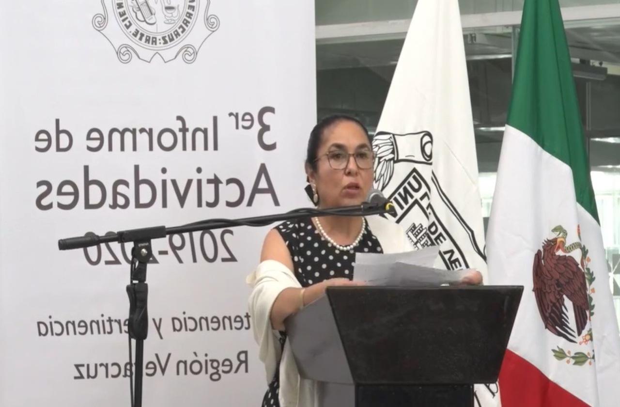UV no ha abatido violencia de género, afirma rectora