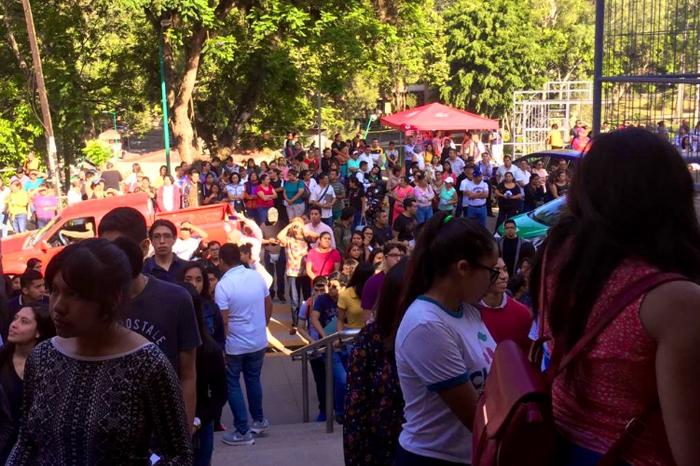 #IngresoUV: serán elegidos 16 mil de 45 mil jóvenes