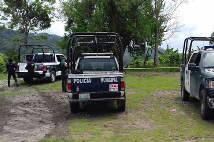 Encuentran cuerpos de personas reportadas como desaparecidas en Uxpanapa