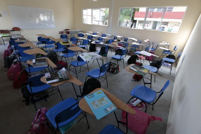 El lunes inician vacaciones en 20 mil escuelas de educación básica