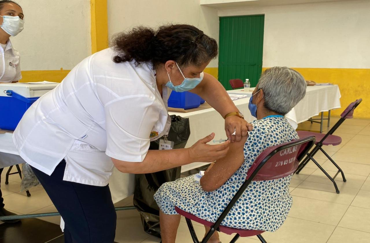 Vacuna contra covid, próxima a aplicarse en Veracruz puerto