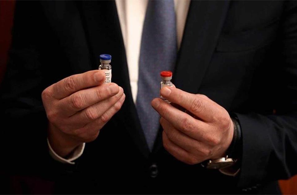 Rusia anuncia que ya tiene vacuna contra covid