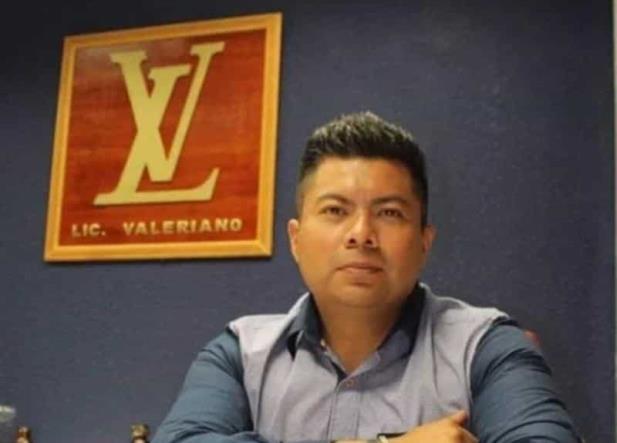 ¿Ya sabes quién es el Licenciado Valeriano?