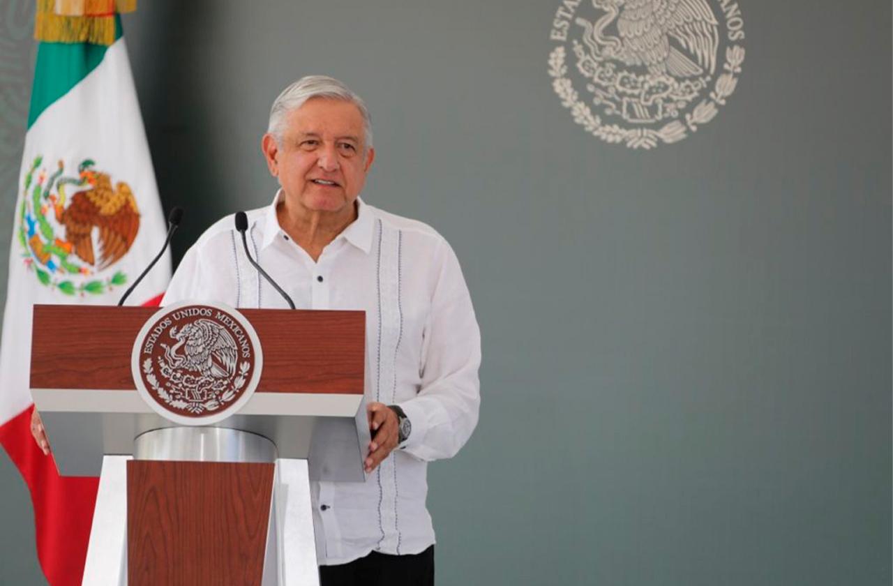 Van otros 50 mil millones para GN, anuncia AMLO en Xalapa