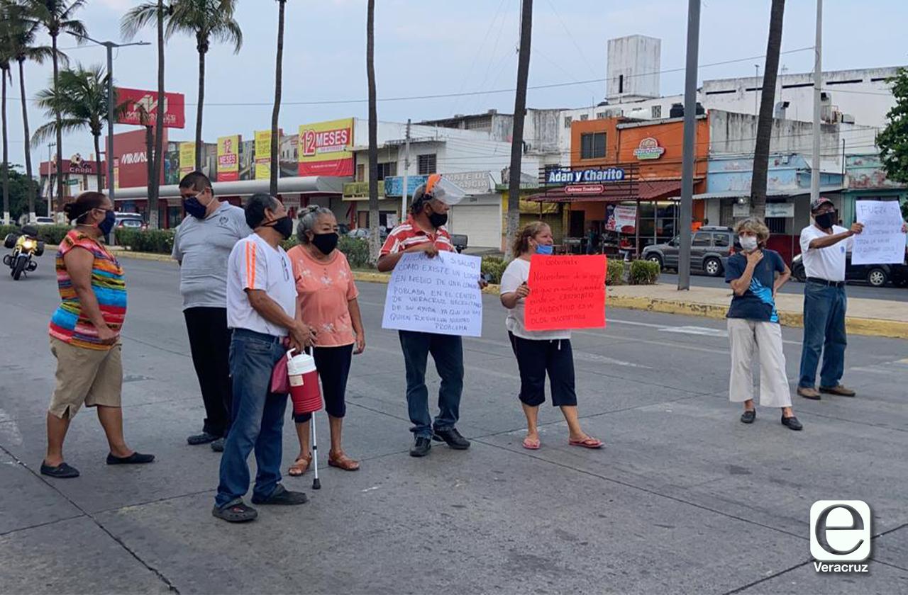 Vecinos del Puerto denuncian operación irregular en crematorio
