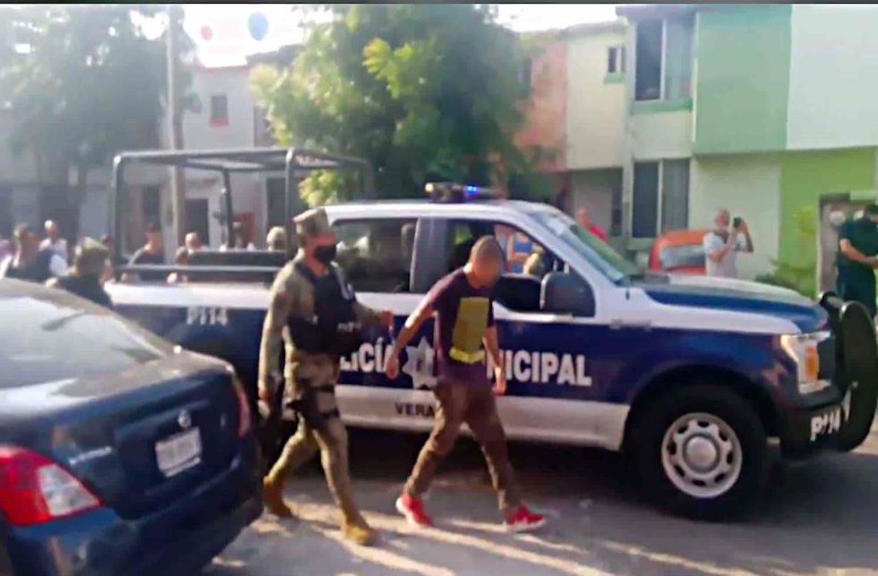 Vecinos de El Coyol detuvieron a ladrones
